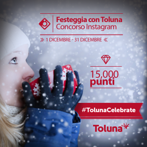 Instagram TolunaCelebrate_IT