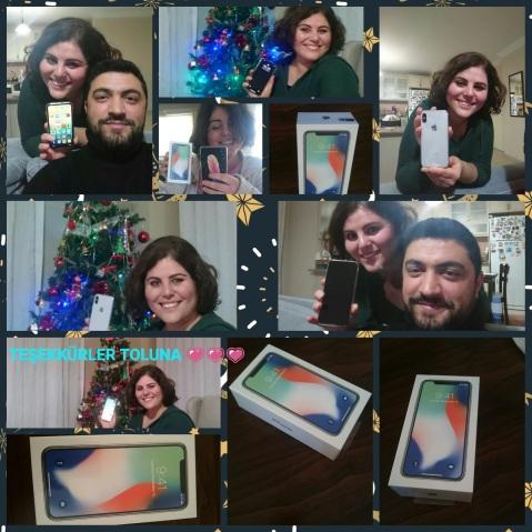 photocollage iPhone X
