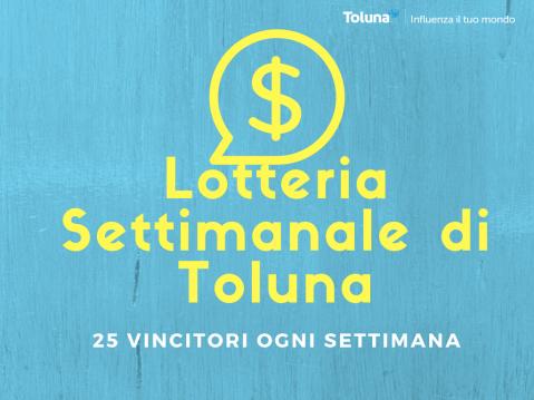 lotteria settimanale