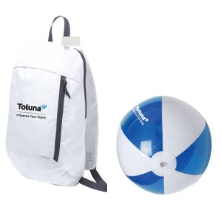 Summer_BeachBall_WhiteBackpack_Toluna
