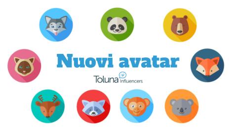 nuovi avatar
